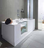 Ванна Duravit Shower + Bath 170x75 см арт. 700404 00 0 00